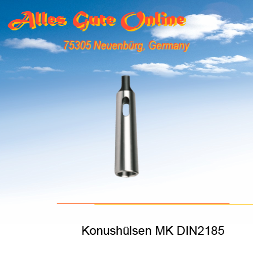 DIN2185 MK Hülsen