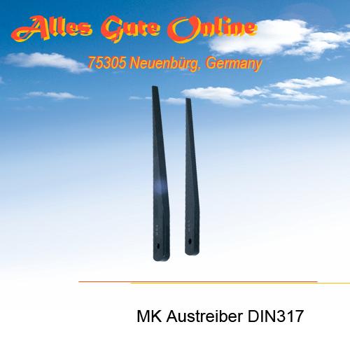 DIN317 MK Austreiber