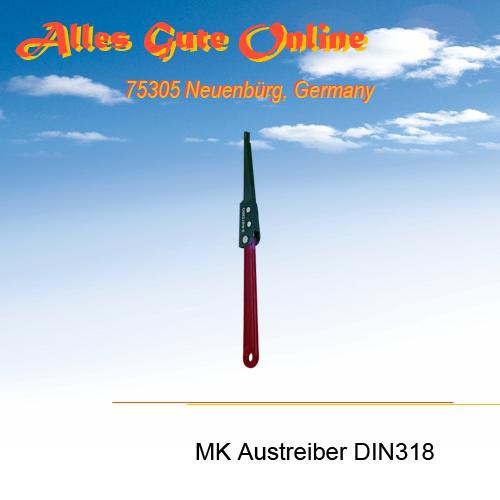 DIN318 MK Austreiber (halbautomatisch)