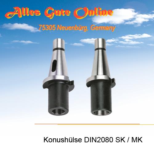 Einsatzhülse DIN2080 SK