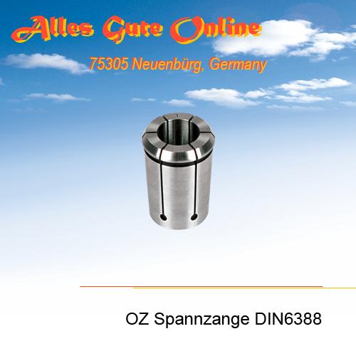OZ6A Spannzangen 400E