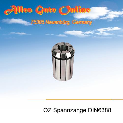 OZ16B Spannzangen 415E