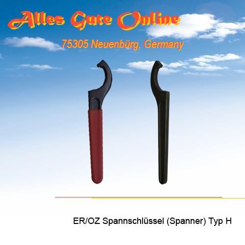 OZ (EOC) Spannschlüssel