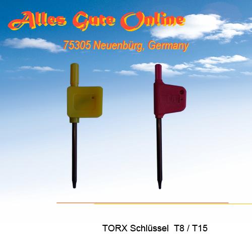 Torx Schlüssel
